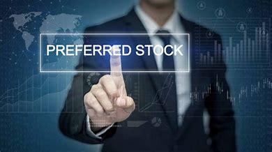pref shares