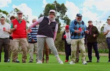 Dance Monkey Golf